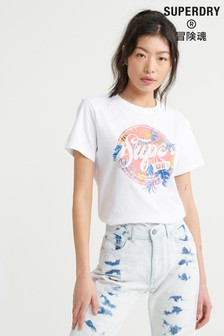 Superdry Soda Tropical T-Shirt