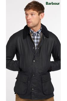 Barbour® Ashby Slim Fit Wax Jacket