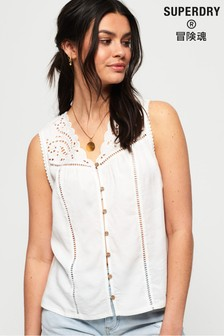 Superdry Robyn Sleeveless Shirt