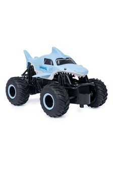 Monster Jam Remote Control 1:24 Scale Megalodon