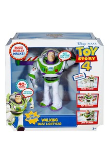 Toy Story 4 Ultimate Walking Talking Buzz Lightyear Toy