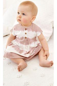 Tie Dye Dress (0mths-2yrs)