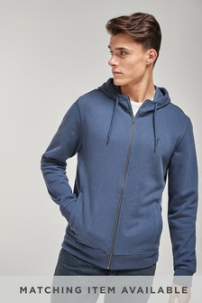 Zip Through Hoody