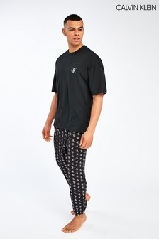 Calvin Klein Pyjamas, schwarz