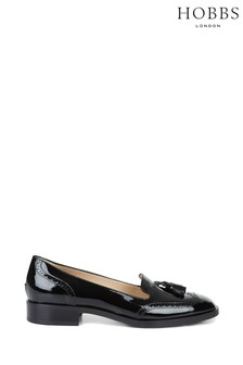 Hobbs Black Bryony Loafers