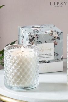 Lipsy White Jasmine Candle
