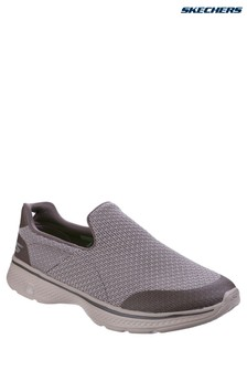 Skechers® Grey Go Walk 4 Expert Shoes