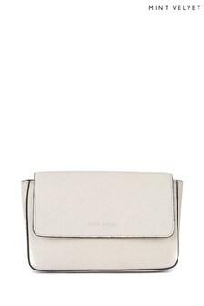 Mint Velvet Jessie Cream Waist Pack Bag