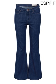 Esprit Blue Bell Bottom Jeans