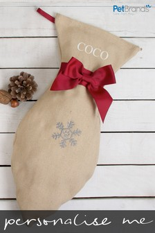 Personalised Cat Stocking by Pet Brands