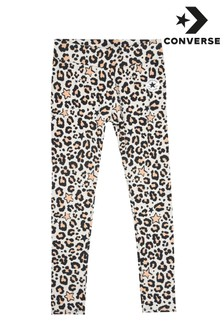 Converse Girls Lepoard Leggings