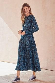 Midi šaty