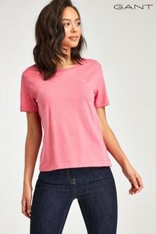 GANT Original Pink T-Shirt