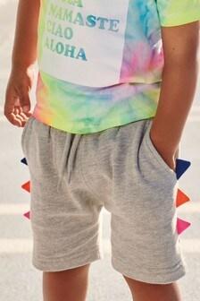 Fluro Spike Shorts (3mths-7yrs)