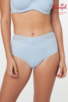 Triumph® Blue True Shape Sensation Maxi Briefs