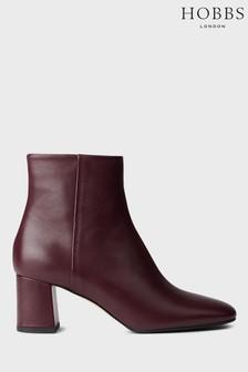 Hobbs Red Imogen Boots