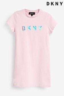 DKNY Rose Logo Dress