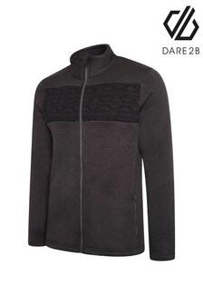 Dare 2b Grey Inclose Full Zip Sweater