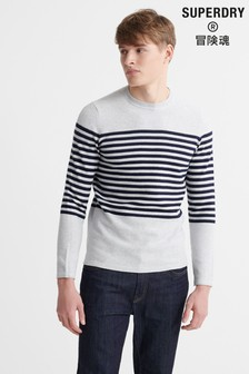Superdry Edit Supima Breton Jumper