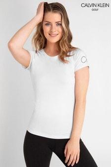 חולצת טי Lifestyle של Calvin Klein Golf