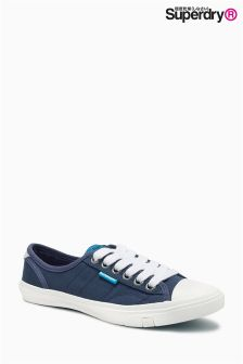 Superdry Navy Low Pro Sneaker