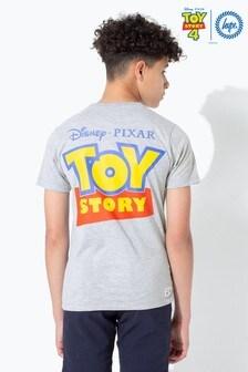 Hype. Toy Story Logo Script Kids T-Shirt