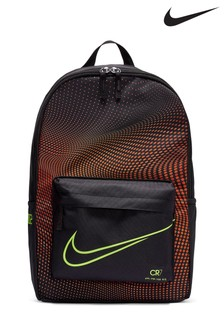 Nike Black CR7 Mercurial Series Backpack