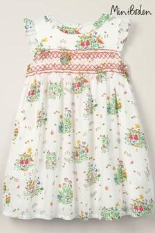 Boden Ivory Easter Dress