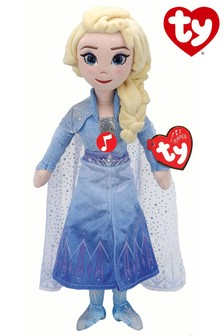 Ty Disney™ Frozen 2 Elsa Medium Beanie Boo
