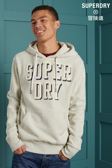 Superdry Limited Edition Chenille Shadow Hoody