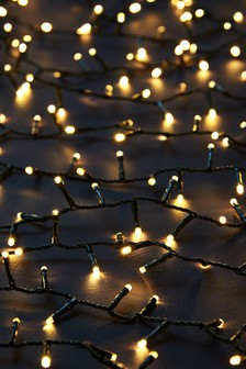 1000 Warm White Outdoor Line Lights