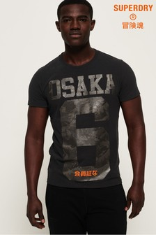 Superdry Osaka Camo T-Shirt