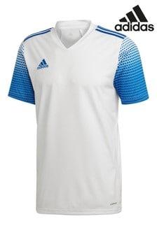adidas White Regista 20 Jersey T-Shirt