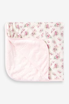 Print Fleece Blanket (Newborn)