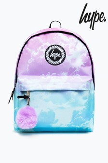 Hype. Lilac Clouds Backpack