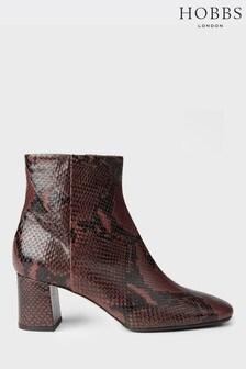 Hobbs Brown Imogen Boots