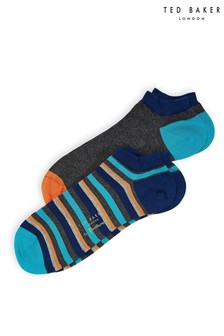 Ted Baker Multi Stripe Socks