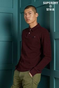 Superdry Organic Cotton Classic Pique Poloshirt