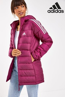 adidas Essential Berry Down Filled Parka