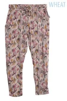 Розовые брюки Wheat Shilla