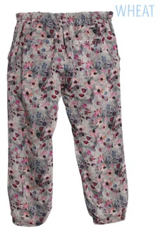 Wheat Grey Polly Trousers