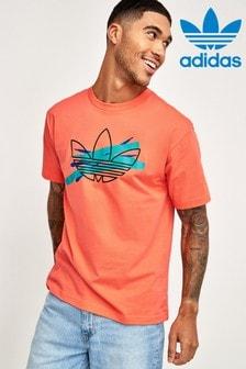 adidas Originals Paint Trefoil T-Shirt