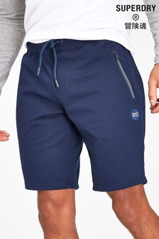 Superdry Navy Collective Shorts