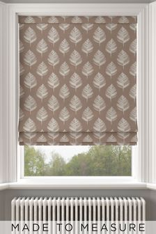 Stellard Blush Pink Made To Measure Roman Blind
