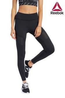 Reebok Workout Ready Netzstoff-Leggings
