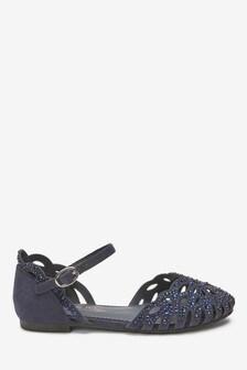 Heatseal Scalloped Shoes (Older)