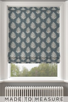Stellard Teal Green Made To Measure Roman Blind