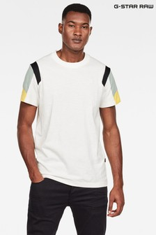 G-Star Motac Fabric Mix T-Shirt