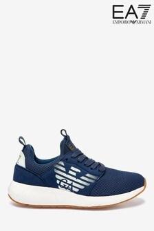 נעלי ספורט מקוEA7 שלEmporioArmani לבנים