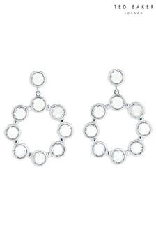 Ted Baker Silver Sarla: Starlight Drop Earrings